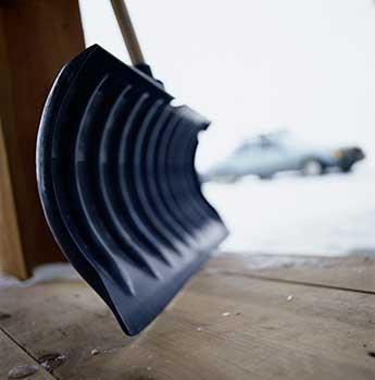 Pick a shovel