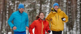 winter exercise
