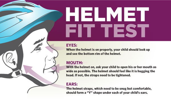 bicycle helmet safety tips and facts upmc healthbeat. Black Bedroom Furniture Sets. Home Design Ideas