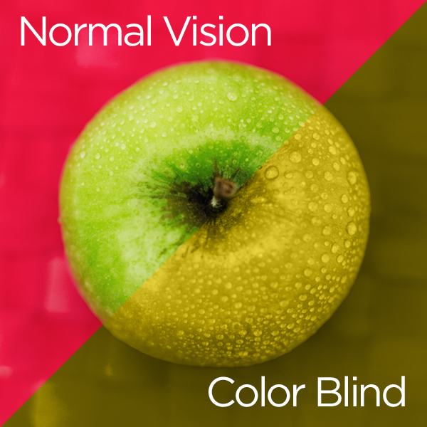 Color Blindness Example   UPMC HealthBeat