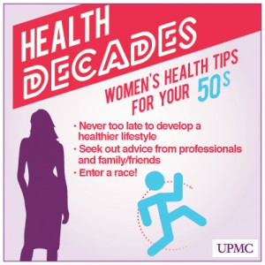 Health Tips for Women in Their 50s