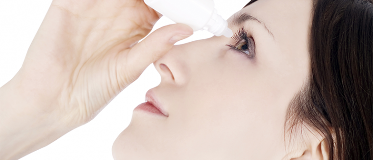 eye drops for dry eye