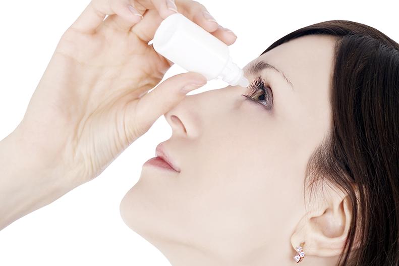 eye drops for dry eye