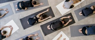 Learn more about how yoga helps those facing cancer