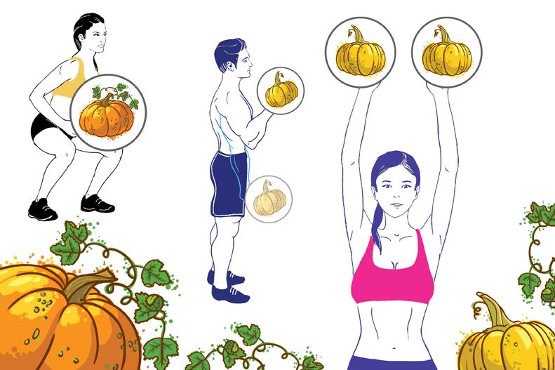 pumpkin workout teaser image