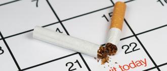 calendar quit smoking