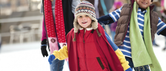 Keeping Your Kids Active In the Winter