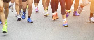 marathon legs