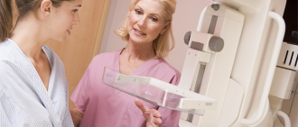 breast cancer exam