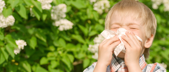 Allergies Affect More Than 40 Percent of Children