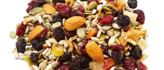 high performance trail mix
