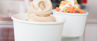 Is frozen yogurt healthy?
