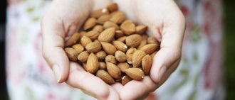 Learn more about this almond snack mix.