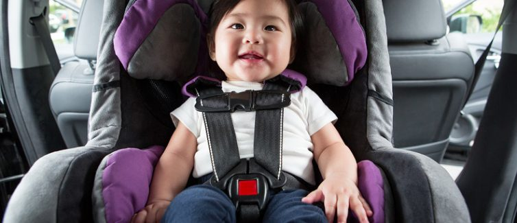 Learn more about new car seat safety laws in Pennsylvania