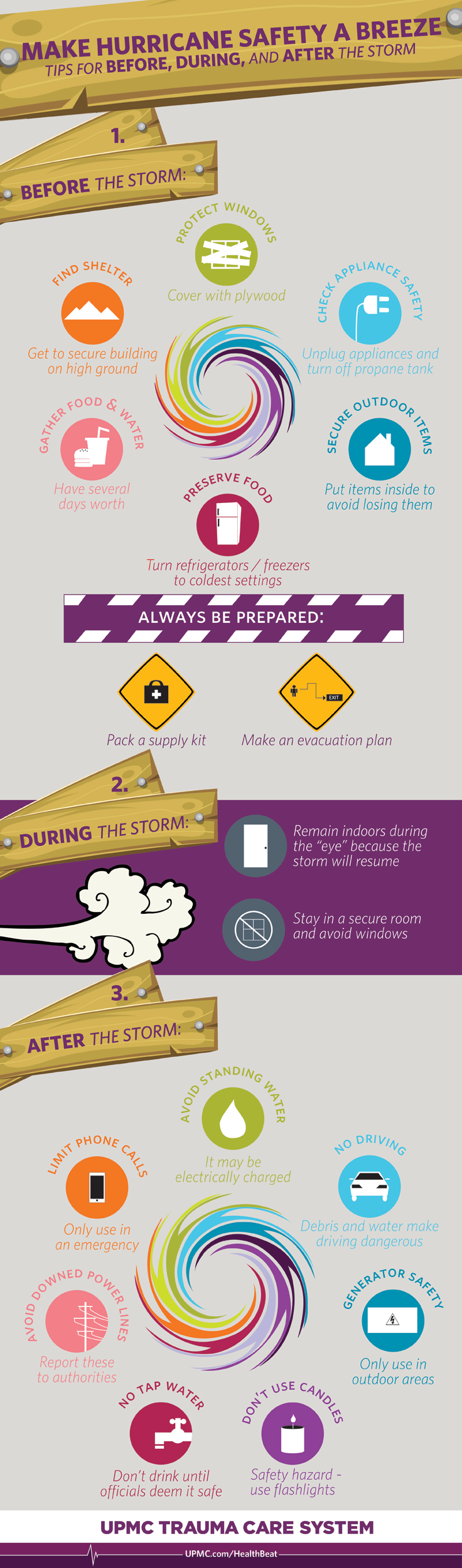 Find these hurricane safety tips
