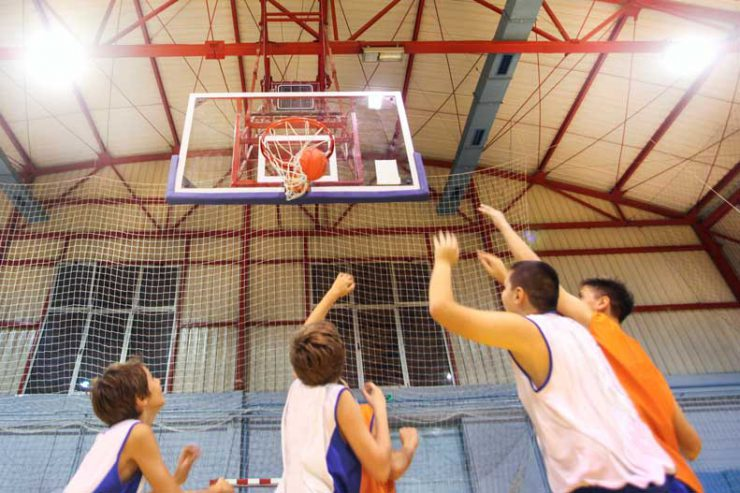 Learn how you can prevent common basketball injuries