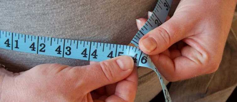Your waistline may indicate heart problems