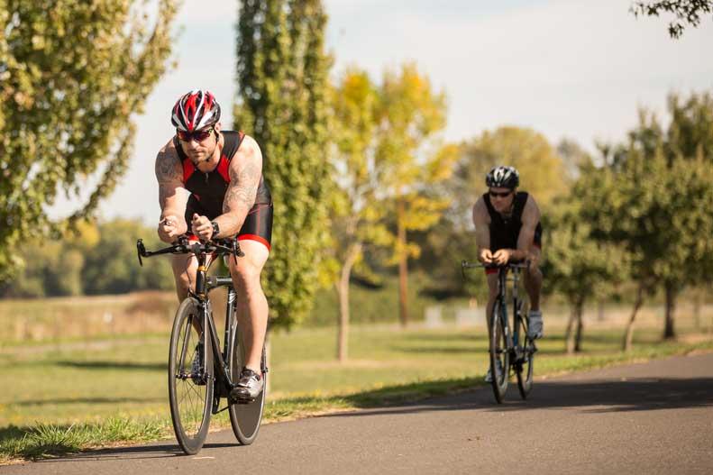 Triathlon-Cycling