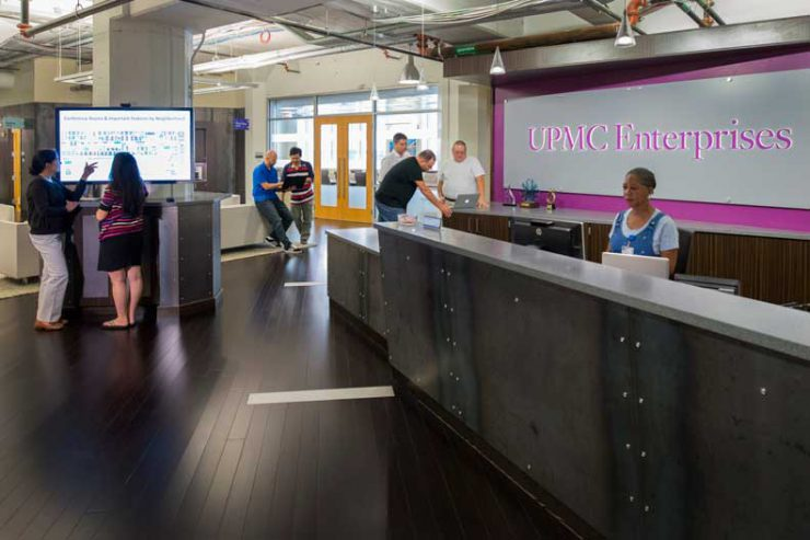 Learn more about UPMC Enterprises