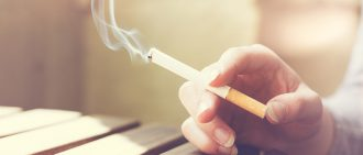 People who smoke are more at risk for buerger's disease