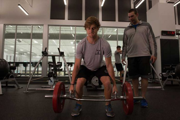 Learn more about off-season hockey training from the experts at UPMC