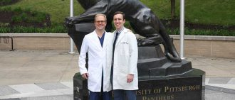 Learn more about Dr. Matthew Drakely's inspiring story