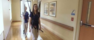 Video: Gait-Training Robot Helps Rehab Patients Gain Independence