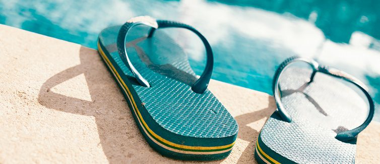 Learn about the health hazards associated with flip flops