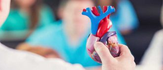 What is a bicuspid aortic valve?
