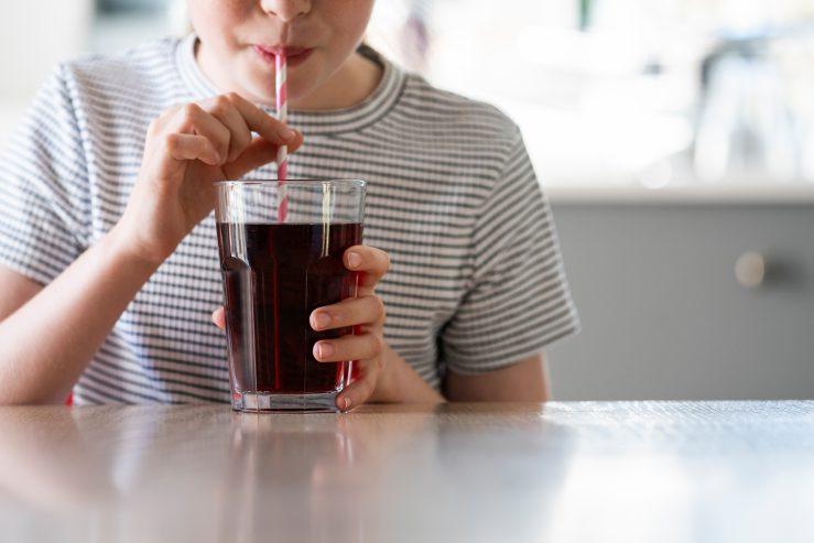 Should kids drink caffeine?