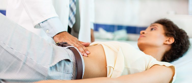 Learn more about treating stomach pain with pain medicine