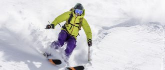 Skiing Q&A with Dr. Volker Musahl