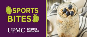 Sports Bites: Overnight Oats Recipe
