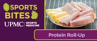 Sports Bites: Quick Protein Roll-Ups Recipe
