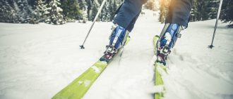 Learn more about preventing winter sport injuries