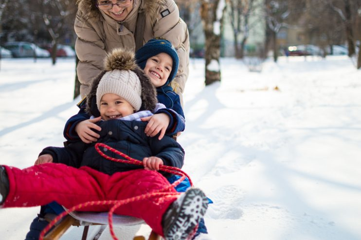 Follow these winter safety tips.