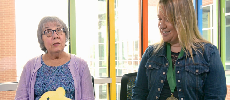 Learn more about Betty and Erin's living donation story