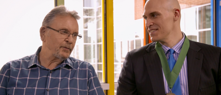 learn more about Bob and Gary's living donation story