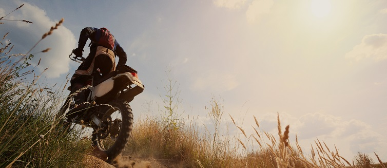Learn how to stay safe and prevent motocross injuries