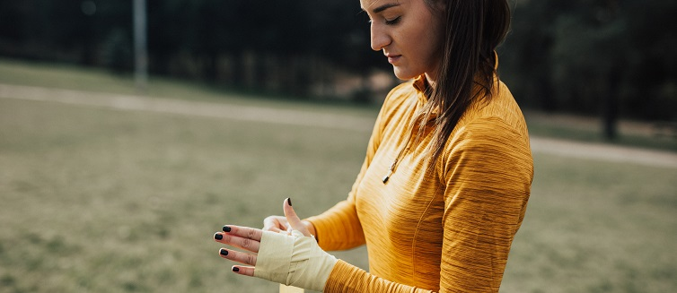 Learn more about preventing injuries in sports with these tips