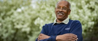 Meet Maurice, a gardener at UPMC