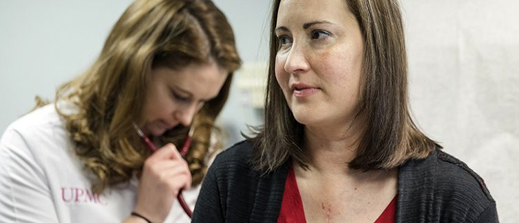 Michelle Haggarty, heart transplant patient