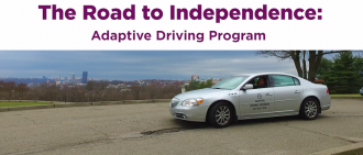 The Road to Independence: Adaptive Driving Program for People with Disabilities