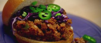 Learn how to make a vegan sloppy joe