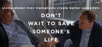 了解更多有关活体肝捐赠的信息