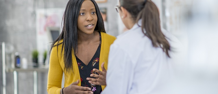 Talking to your doctor about infertility