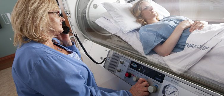 Learn more about oxygen therapy for wounds.