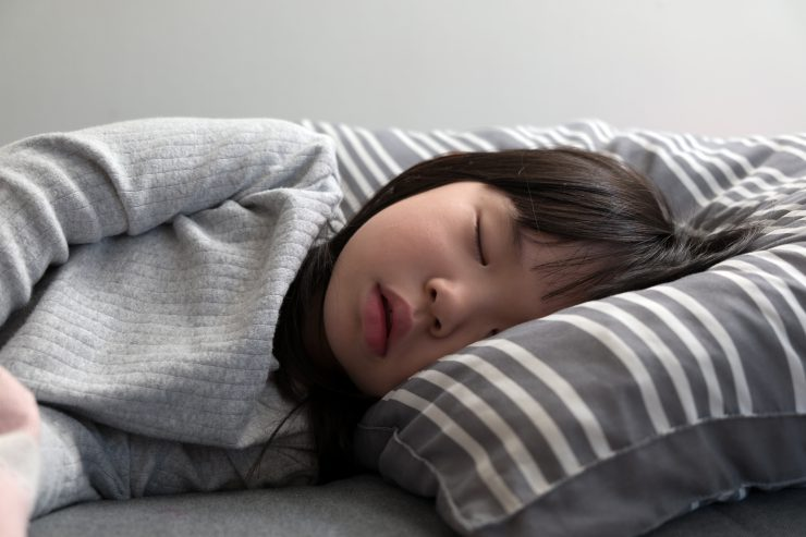 Learn more about establishing a sleep schedule.