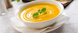 Holiday Recipe: Butternut Squash Soup