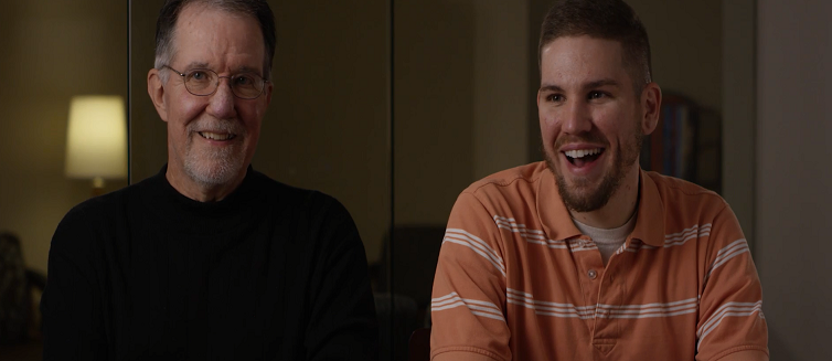 Ken and Frank's living kidney donation story.
